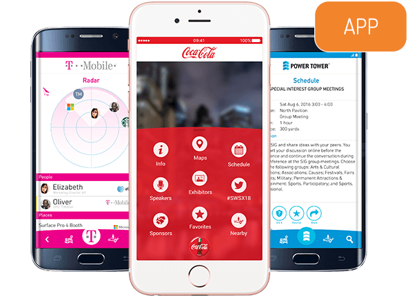 Event App, Attendee App