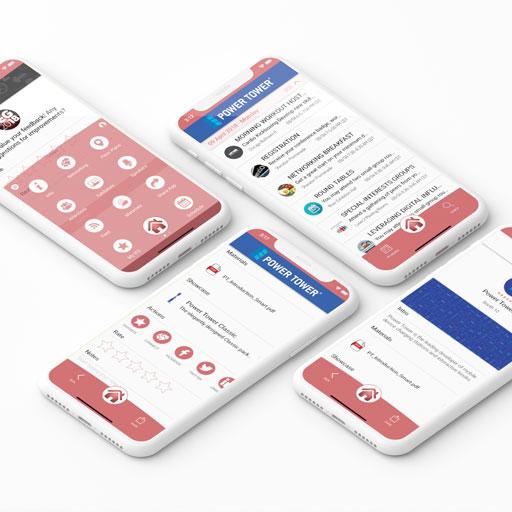 Attendee App