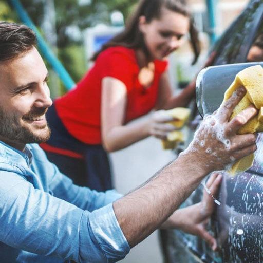 Car Wash Rewards App